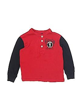 Polo by Ralph Lauren Long Sleeve Henley Size 2T - 2
