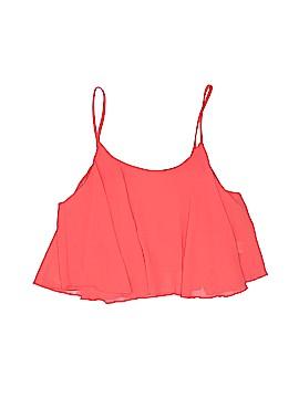 Zenana Outfitters Sleeveless Blouse Size M
