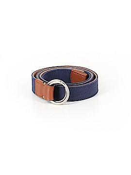 PETER MILLAR Leather Belt Size L