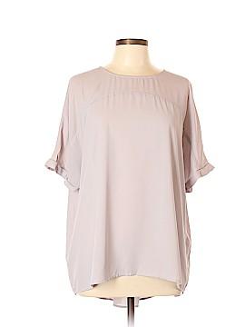 De Collection Short Sleeve Blouse Size XL