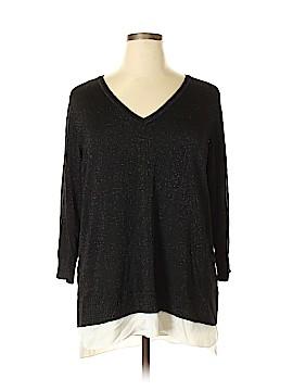 Calvin Klein Pullover Sweater Size 2X (Plus)