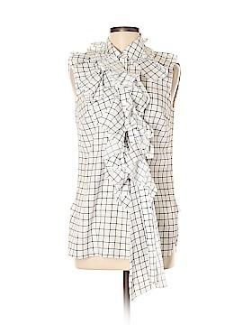 Monse Sleeveless Button-Down Shirt Size 6