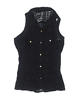 FCNY Sleeveless Blouse Size M