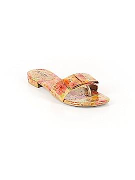 Moda International Flip Flops Size 9 1/2