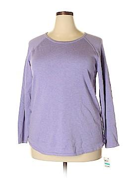 Karen Scott Pullover Sweater Size 0X (Plus)