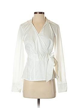 Ann Taylor LOFT Long Sleeve Blouse Size 2