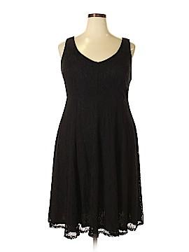 Torrid Casual Dress Size 16 (Plus)