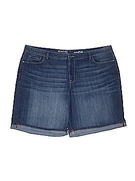 SONOMA life + style Denim Shorts Size 22 (Plus)
