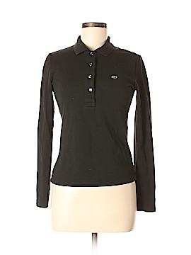 Lacoste Long Sleeve Polo Size 40 (EU)