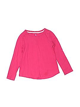 Lands' End Long Sleeve T-Shirt Size 4