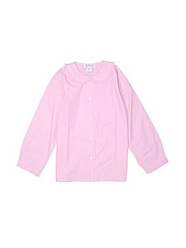 M. Ferrari for Best & Co. Long Sleeve Button-Down Shirt Size 6