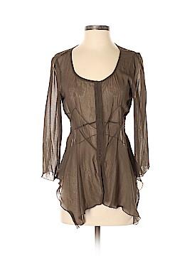 Yansi Fugel 3/4 Sleeve Blouse Size XS