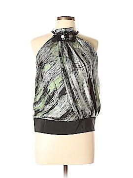 Robert Rodriguez Sleeveless Silk Top Size 10