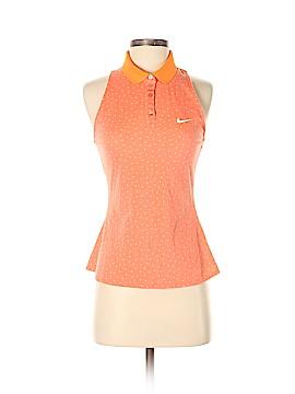 Nike Sleeveless Polo Size S