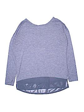 Danskin Now Long Sleeve Top Size M