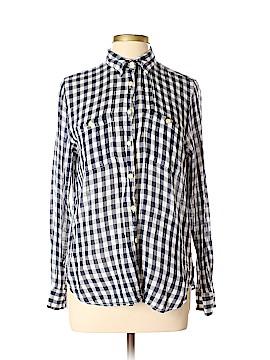 Denim & Supply Ralph Lauren Long Sleeve Button-Down Shirt Size L