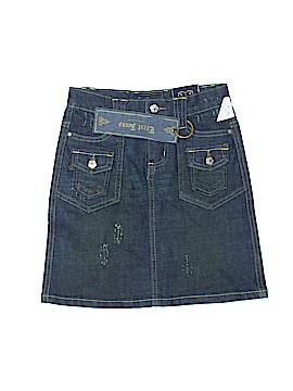 Crest Jeans Denim Skirt Size 8