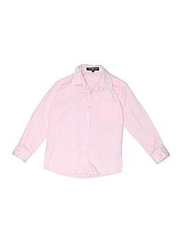 Sahara Club Long Sleeve Button-Down Shirt Size 5