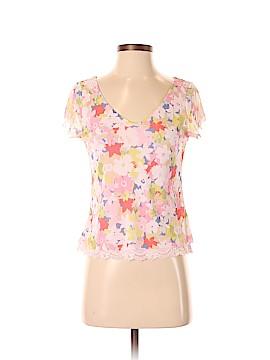 Sigrid Olsen Short Sleeve Top Size S (Petite)
