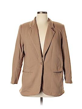 Radcliffe Wool Blazer Size 16W