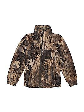 Columbia Fleece Jacket Size 12