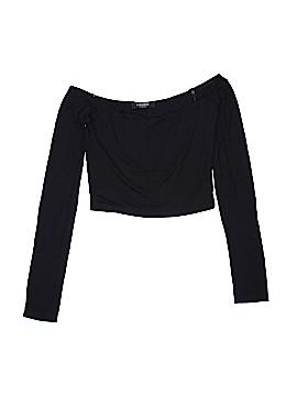 Solemio Long Sleeve Top Size S