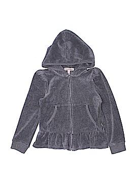 Juicy Couture Zip Up Hoodie Size 4 - 5