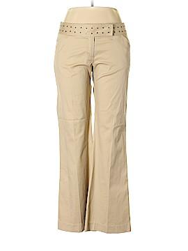 Daisy Fuentes Khakis Size 10 (Petite)