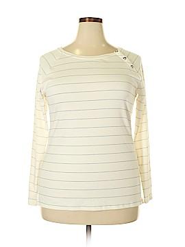 Ralph Lauren Long Sleeve Top Size 2X (Plus)