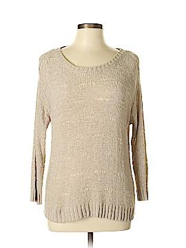 Naked Zebra Pullover Sweater Size M