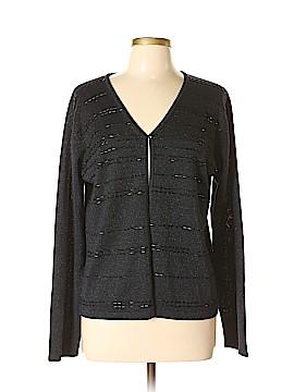 AGB Silk Cardigan Size L