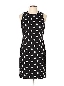 Casual Corner Casual Dress Size 10 (Petite)