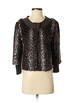 Joseph Ribkoff Faux Fur Jacket Size 8
