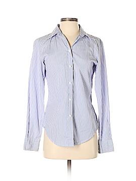 Gap Long Sleeve Button-Down Shirt Size 4
