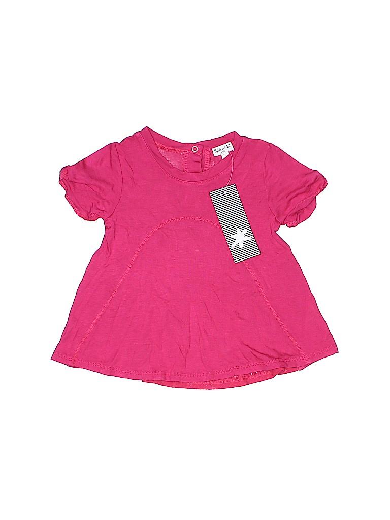 Splendid Girls Short Sleeve Top Size 6-12 mo