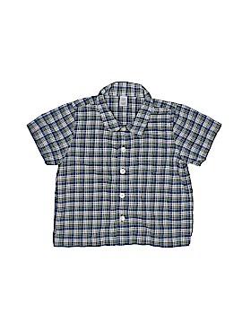 Baby Gap Short Sleeve Button-Down Shirt Size 12-18 mo