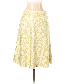Ann Taylor Silk Skirt Size 2