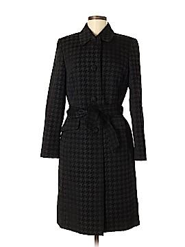 Le Suit Wool Coat Size 8