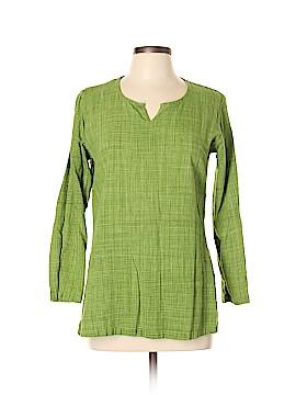 Fabindia Long Sleeve Blouse Size L