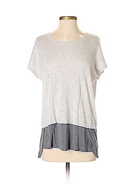 Kensie Short Sleeve Top Size S