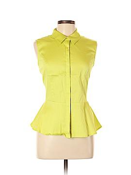 Apt. 9 Sleeveless Button-Down Shirt Size L