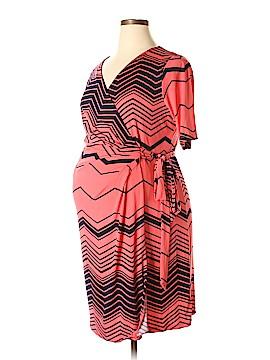 Motherhood Casual Dress Size XL (Maternity)