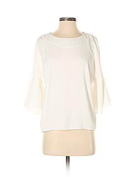 Catherine Malandrino 3/4 Sleeve Blouse Size S