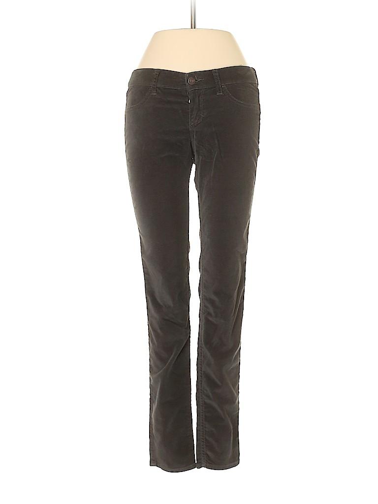 Abercrombie & Fitch Women Velour Pants Size 00