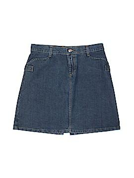 David Kahn Denim Skirt Size 2