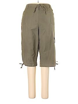 Karen Scott Cargo Pants Size 18w (Plus)