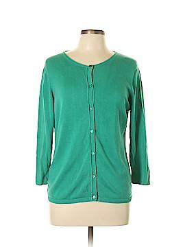 Coldwater Creek Silk Cardigan Size 10 - 12