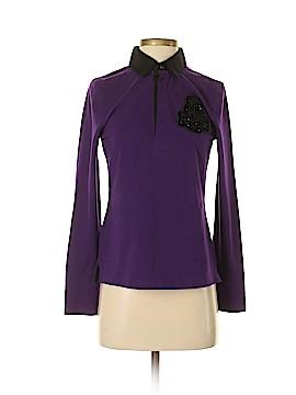 Lauren Jeans Co. Long Sleeve Polo Size S