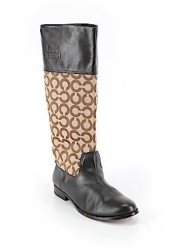 Coach Boots Size 11