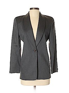 Linda Allard Ellen Tracy Wool Blazer Size 0 (Petite)